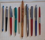 Ручки ссср 10 шт., фото №2