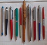 Ручки ссср 10 шт., фото №3