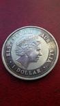 Австралийский серебряный доллар, фото №10