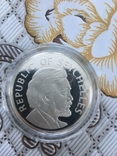 Монета Сейшели, фото №2