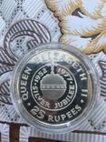 Монета Сейшели, фото №3