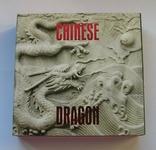 Ниуэ 2 доллара Дракон серебро Niue 2018 Chinese Dragon 2 Oz Silver, фото №5