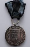 """Медаль """"Заслуженим на полі хвали"""", фото №2"""