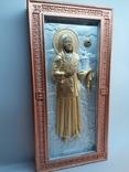 Мощевик-икона Святая Матрона Московская с частицей., фото №4