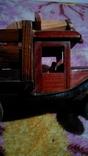 Авто модели даревяные, фото №6