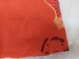 Сумочка сшитая из полотна Всегда Готов. 24х41см, фото №6