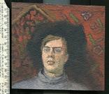 А.Х.Швайкевич Полтава Одесса 1880 - годы Казак, фото №3
