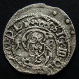 Литовский солид 1618, фото №2