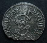 Литовский солид 1624, фото №2