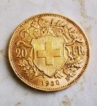 20 франков 1930 года, фото №3