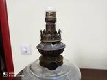 Старинная лампа Kosmos Brenner. Германия. Под реставрацию., фото №3
