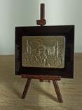 Картина. Стерлинговое серебро. Собор святой Софии., фото №3
