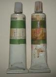 Виридоновая зелёная. 2 тюбика., фото №3