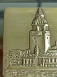 Картина. Стерлинговое серебро. Девичья башня., фото №8