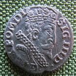 Трояк 1601 года, фото №4