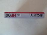 Аудиокассета Sony HF-90 новая, фото №4