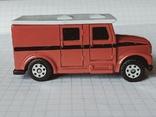 Модель Armored Van, Maisto, фото №4