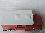 Модель Armored Van, Maisto, фото №7