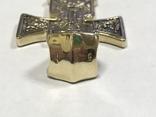 Золотой крест 585, фото №6