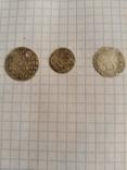 Монети(трояк,дводенарій лит.,грош лит.), фото №3