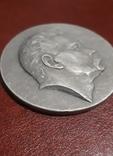 Настольная медаль ( лмд ) Горький, фото №3
