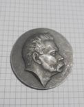 Настольная медаль ( лмд ) Горький, фото №4