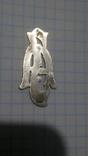 Вензель срібло., фото №3