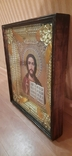 Иконы: Божья Матерь Казанская + Иисус - Спаситель, фото №6