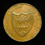 Великобритания Глазго 1/2 пенни 1791, фото №2