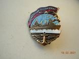 Знак нагрудный Арктика .копия.., фото №3
