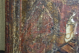 Спаситель 47х36 старая, фото №3