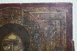 Спаситель 47х36 старая, фото №5