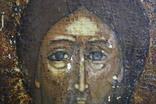 Спаситель 47х36 старая, фото №9