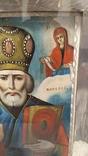 Икона Св. Николай, фото №4