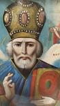 Икона Св. Николай, фото №7
