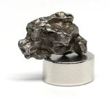 Залізний метеорит Campo del Cielo, 1,4 грам, із сертифікатом автентичності, фото №8