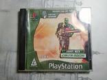 Игры диски Пс1 Playstation 1 one Army men green rogue, фото №2