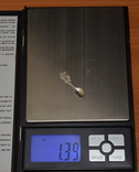 Ложка-загребушка (сувенир на удачу) №2, фото №4