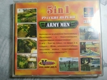 Игры диски Пс1 Playstation 1 one Army men 5in1, фото №4