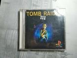 Игры диски Пс1 Playstation 1 one tomb raider 3, фото №2