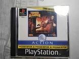 Игры диски Пс1 Playstation 1 one tomb raider cronicles, фото №2