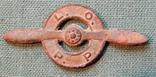 OBORONA PRZECIWLOTNICZA (Ліга протиповітряної та газової оборони), дві відзнаки., фото №8