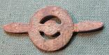 OBORONA PRZECIWLOTNICZA (Ліга протиповітряної та газової оборони), дві відзнаки., фото №9