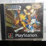 Игры диски Пс1 Playstation 1 one x-men, фото №2