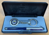 Набор: ручка с брелком, фото №2