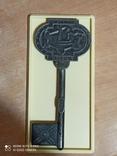 Ключ сувенирный, в родной коробке (Петропавловск), фото №3