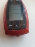 Брелок с цифровым термометром,фонариком и компасом, фото №4