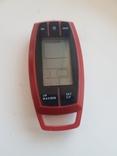 Брелок с цифровым термометром,фонариком и компасом, фото №5