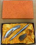 Набор: ручка, открывашка и брелок, фото №3