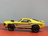 Ford Mustang Mach 1 Hot Wheels 1997, фото №2
